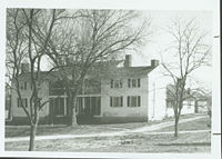 James Moberly House, KY 52, Richmond, Kentucky - Placeography