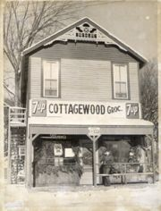 Cottagewood Grocery 1971