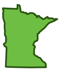 Minnesota Map Png.Project Pseudonymous Minnesota Placeography