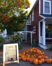Fall at Cottagewood Store
