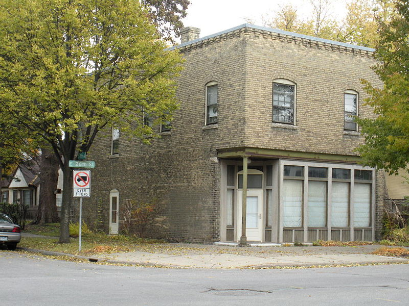 Image:Epsteinw--johnson grocery side view fall 2009.jpg