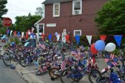 4th of July at Cottagewood Store