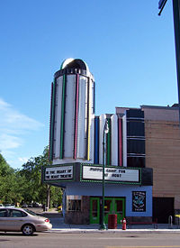 Avalon Theatre, 1500 E Lake St, Minneapolis, Minnesota - Placeography
